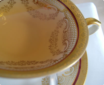 my cup of tea
