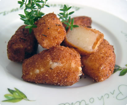 Fried Manchego
