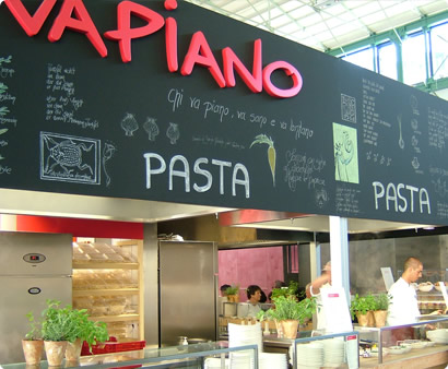 Vapiano - Pasta and more