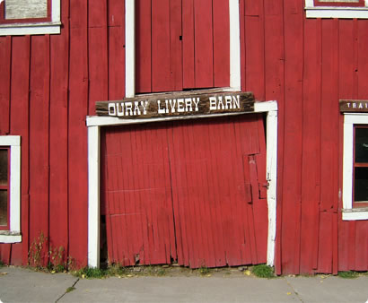 Ouray Livery Barn