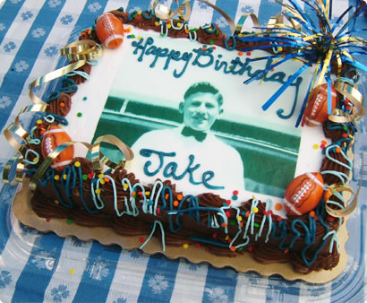 Jake's Birthday Cake