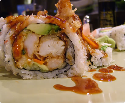 Super Spider Roll