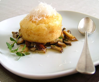 Potato Soufflé