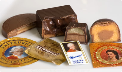 Mozart-related treats